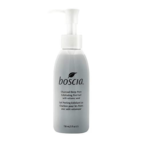 Boscia - Charcoal Deep-Pore Exfoliating Peel Gel with Volcanic Sand