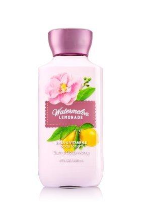 Bath & Body Works - Bath & Body Works Shea & Vitamin E Lotion Watermelon Lemonade