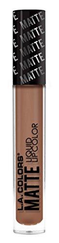 L.A. Colors - Matte Liquid Lip Color, Sultry