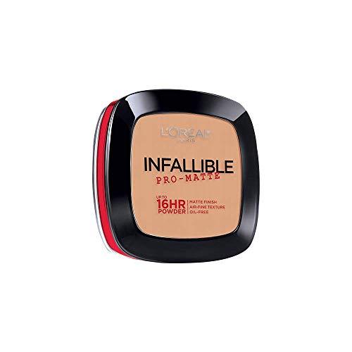 L'Oreal Paris - L'Oréal Paris Infallible Pro-Matte Powder, Natural Beige, 0.31 oz.