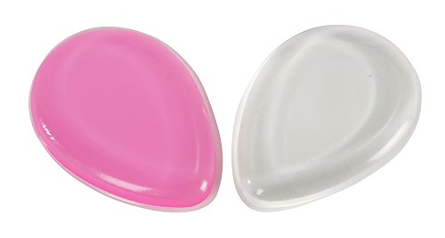 Evriholder - Evriholder Silicone Makeup Sponge Applicator, Washable Gel Foundation Blender, 2 Pack