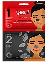 Yes To - Tomatoes Charcoal Cleanser & Nose Strip