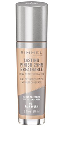Rimmel - Lasting Finish Breathable Foundation
