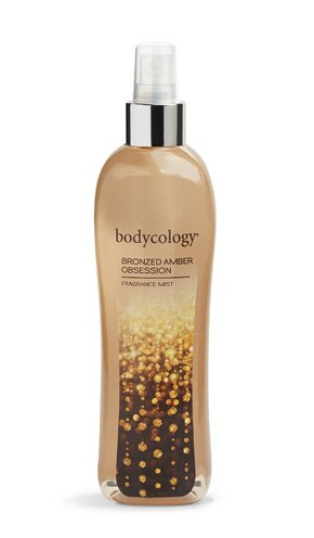 Bodycology - Bodycology Bronzed Amber Obsession (Amber, Creamy Vanilla, Dulce De Leche) Fragrance Mist 8 Oz