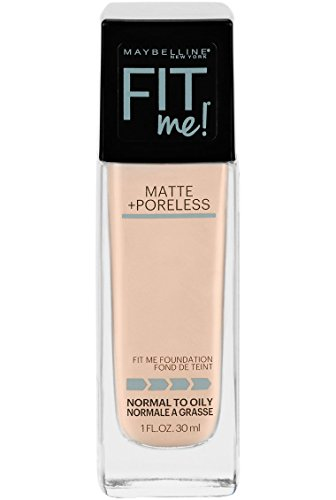 Maybelline - Fit Me Matte + Poreless Liquid Foundation Makeup