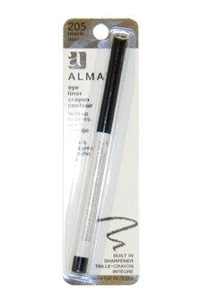Almay - Almay Eyeliner - Black - 0.01 oz