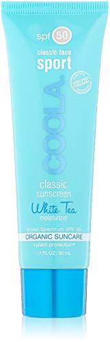 Coola Suncare - Classic Sport Face SPF 50 Sunscreen, White Tea