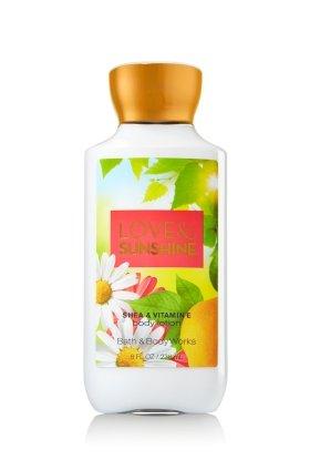 Bath & Body Works - Vitamin E Lotion Love & Sunshine