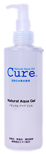 NATURAL AQUA GEL CURE - Cure Natural Aqua Gel, 250 ml