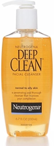Neutrogena - Deep Clean Facial Cleanser
