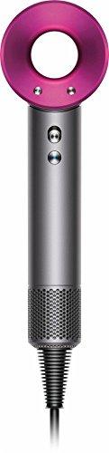 Dyson - Dyson Supersonic Hair Dryer, Iron/Fuchsia