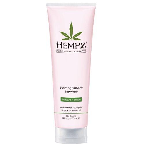 Hempz Hempz 8.5 oz Pomegranate Body Wash