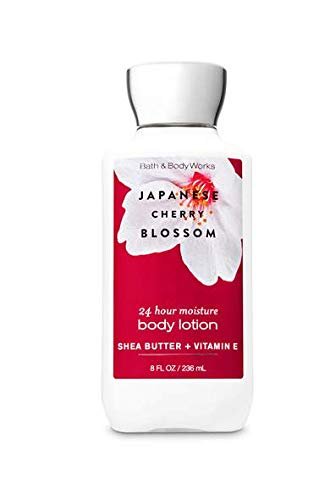 Bath & Body Works - Bath & Body Works Signature Collection Body Lotion, Japanese Cherry Blossom, 8 Ounce