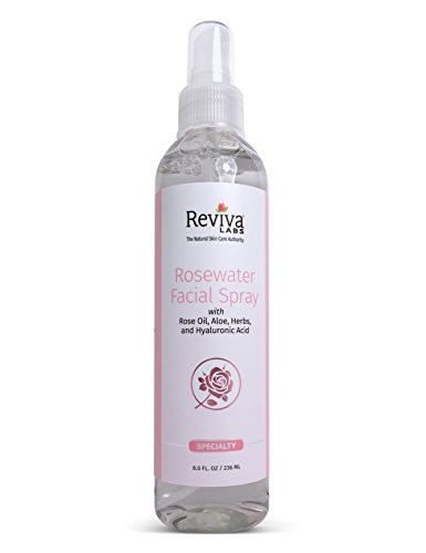 Reviva Labs - Rosewater Facial Spray