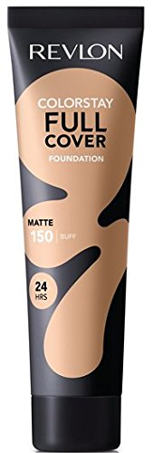 Revlon - Revlon ColorStay Full Cover Foundation, Buff, 1.0 Fluid Ounce