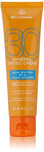 MDSolarSciences - MDSolarSciences Mineral Tinted Crème Broad Spectrum SPF 30,1.7 oz.