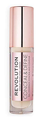 Makeup Revolution - Conceal & Define Full Coverage Conceal & Contour