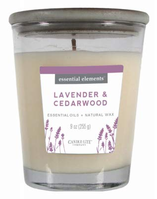 Candle Lite - Candle, Lavender and Cedar