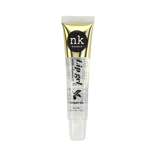 Nicka K - NICKA K Lip Gel Clear with Vitamin E (Argan Oil)