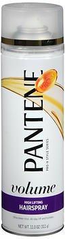 Pantene - High Lifting Hairspray, Volume
