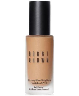 Bobbi Brown Skin Long-Wear Weightless Foundation Warm Sand