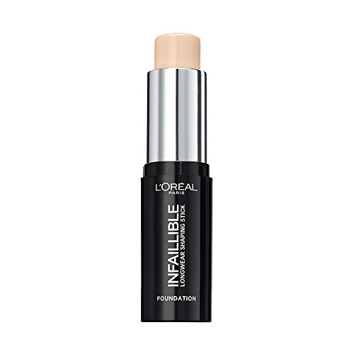 L'Oreal Paris - L'Oreal Infallible Foundation Shaping Stick - Ivory 9g 100