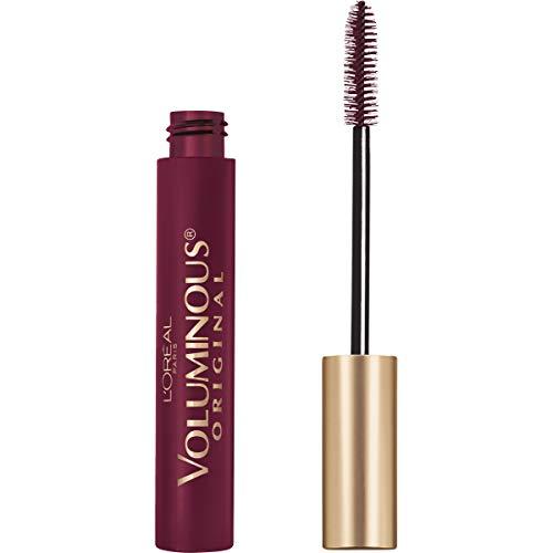 L'Oreal Paris - L'Oreal Paris Makeup Voluminous Original Volume Building Mascara, Deep Burgundy, 0.26 fl. oz.
