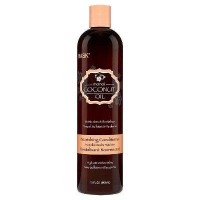 Hask - HASK174; Coconut Oil Nourishing Conditioner - 15oz