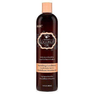 Hask - HASK174; Coconut Oil Nourishing Conditioner - 15oz