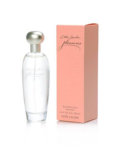 Estee Lauder Pleasures By Estee Lauder For Women. Eau De Parfum Spray 3.4 Ounces