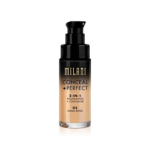 Milani - Conceal + Perfect 2-in-1 Foundation Concealer
