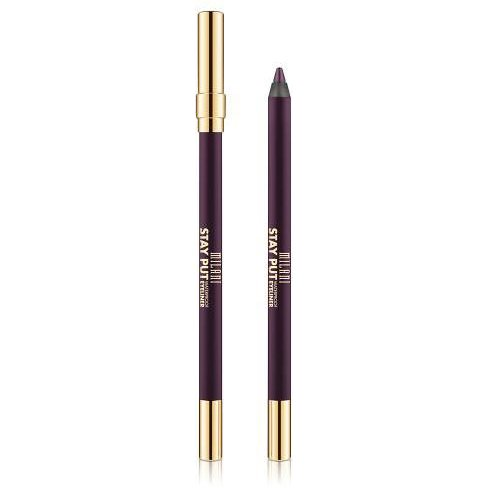 Milani - Stay Put Waterproof Eyeliner Pencil, Fixed on Plum