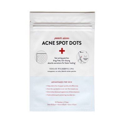 Peach Slices - Acne Spot Dots Facial Treatment