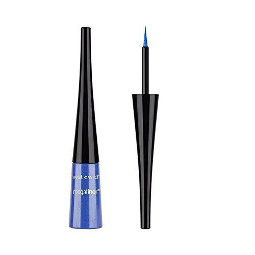Wet 'n Wild - MegaLiner Liquid Eyeliner, Voltage Blue