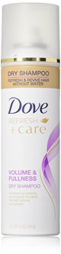 Dove - Dry Shampoo, Invigorating