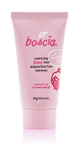 Boscia - Luminizing Pink Charcoal Mask