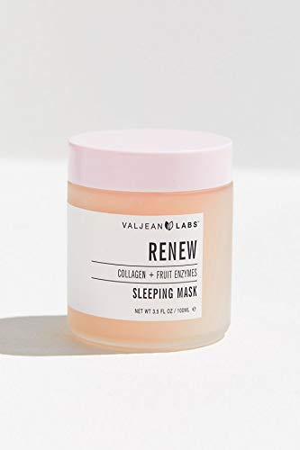 Valjean Labs Renew Collagen and Fruit Enzymes Sleeping Mask