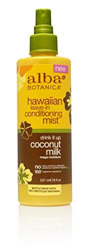 Alba Botanica - Alba Botanica Drink It Up Coconut Milk Hawaiian Leave-In Conditioning Mist, 8 oz.