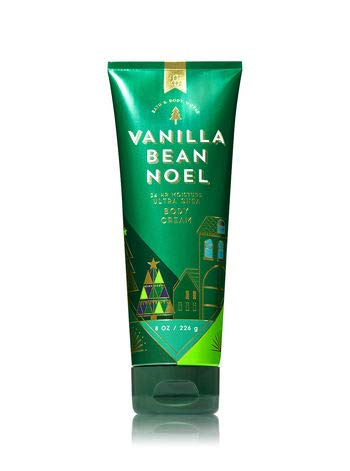 Bath and Body Works - Vanilla Bean Noel Ultra Shea Body Cream