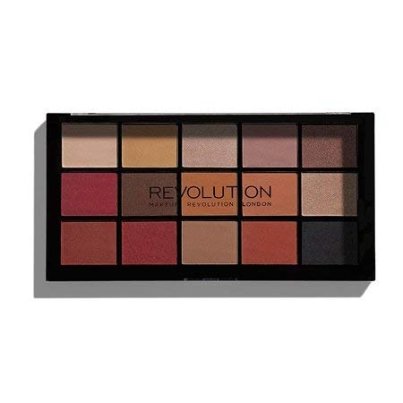 Makeup Revolution - Makeup Revolution Reloaded Eyeshadow Palette, Iconic Vitality