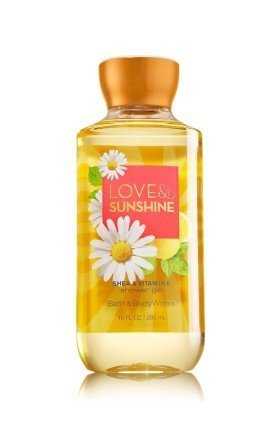 Bath & Body Works - Bath & Body Works Shower Gel Love & Sunshine