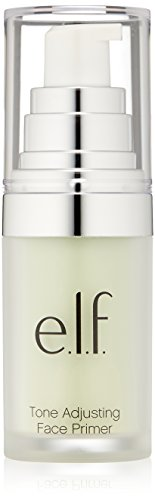 e.l.f. Cosmetics Mineral Infused Face Primer, Tone Adjusting Green