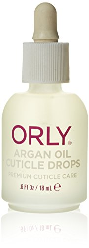 Orly - Orly Argan Cuticle Oil Drops, 0.6 Ounce