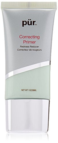 Pur Minerals Correcting Primer Redness Reduce in Green