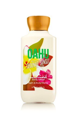 Bath & Body Works - Oahu Coconut Sunset Shea and Vitamin E