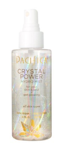 null - Pacifica Crystal Power Hydro Mist 4 Fl Oz