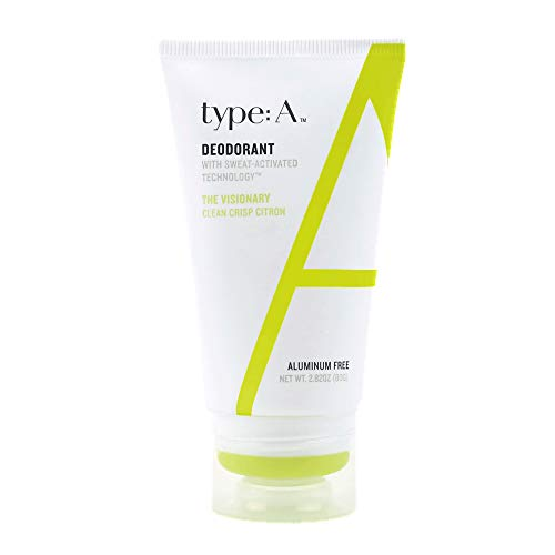 type:A - Deodorant, Clean Crisp Citron