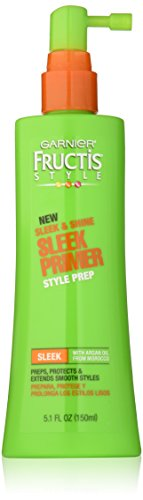 Garnier - Garnier Fructis Sleek & Shine Primer 5.1 Ounce (150ml)