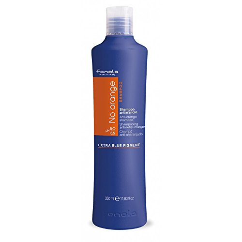 Fanola - Fanola No Orange Shampoo, 350 Milliliter