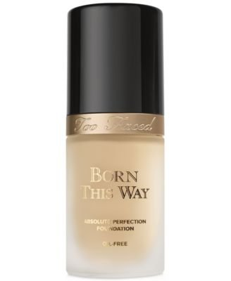 Too Faced - Too Faced Born This Way Foundation (Golden Beige)